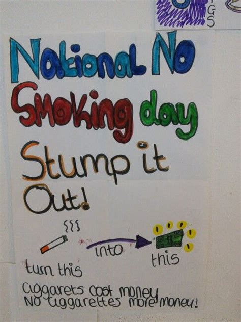 No Tobacco Day Essay by 29 Best No Day 2015 Images On Cigar No Day And Smocking