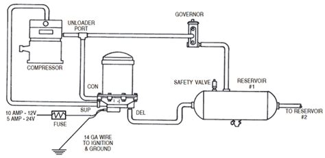 bendix air dryer diagram bendix ad 9 air dryers anythingtruck truck trailer