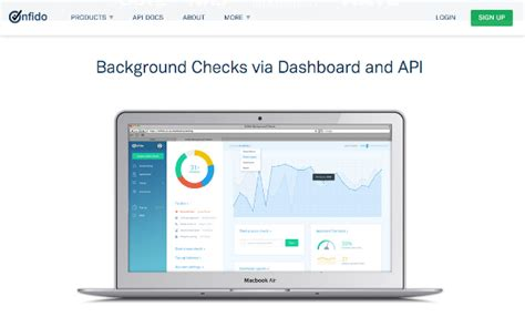 Pre Employment Background Check Taking 自動バックグラウンドチェックのonfidoが450万ドル調達 The Bridge