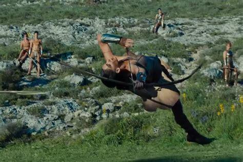 amazon warrior arrow it s a bow it s an arrow it s wonder woman