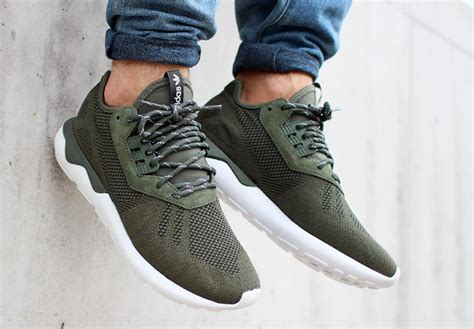 Sepatu Adidas Tubular Shadow Knit Olive Green Premium Quality adidas tubular runner weave base green o 249 l acheter