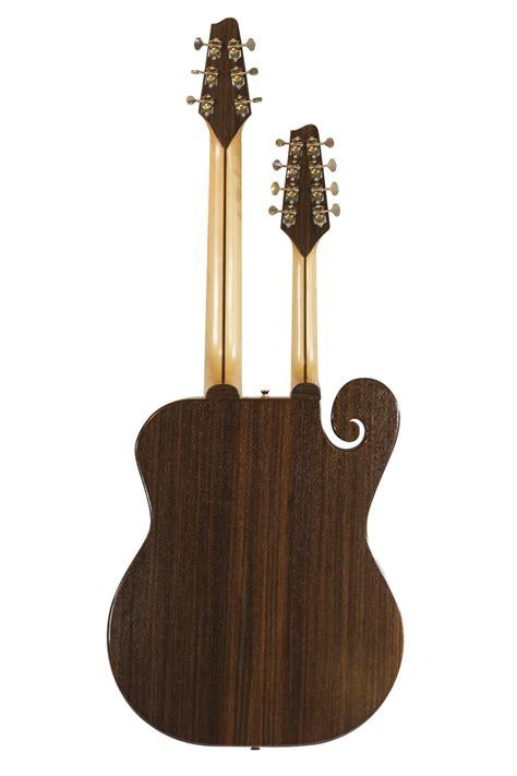 double neck mandolin guitar roper guitars