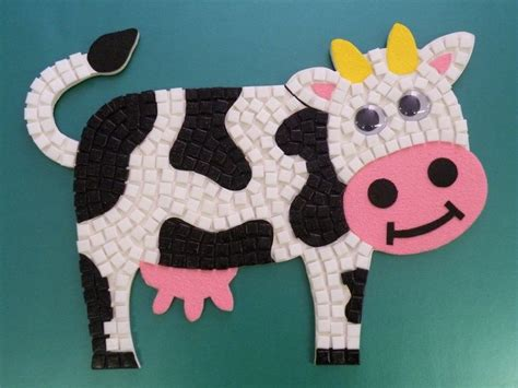 cow crafts for 17 best images about farm animals on farm