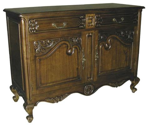 new small sideboard french country wood traditional