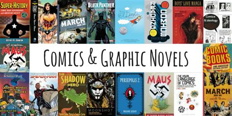 rambling of a book comics graphic novels