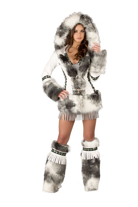 eskimo costumes  men women kids partiescostumecom