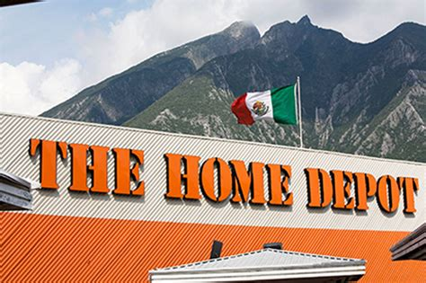la capital the home depot 55 trimestres consecutivos de