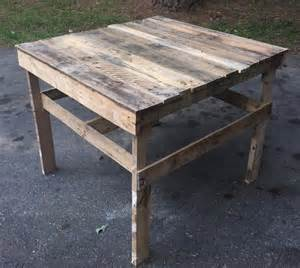 Pallet Patio Table by Pallet Patio Coffee Table Potting Table 99 Pallets