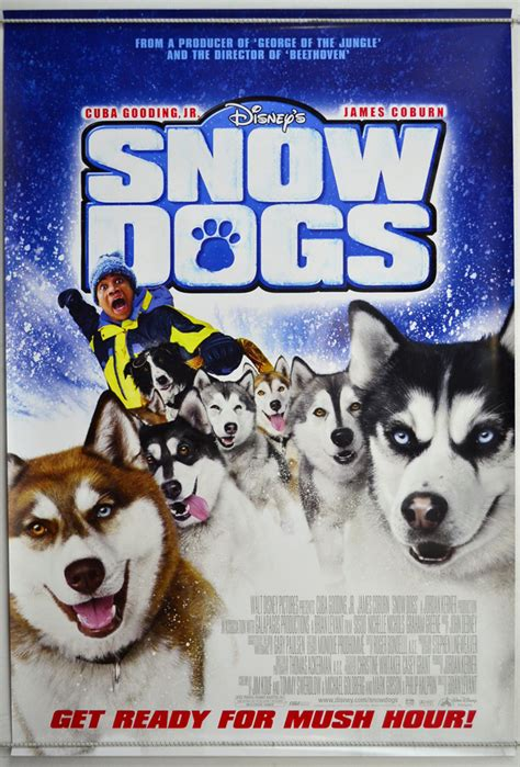 cast of snow dogs snow dogs original cinema poster from pastposters posters and