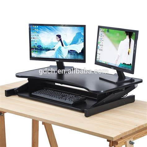 executive standing desk executive stand steady standing desk sit to stand desk