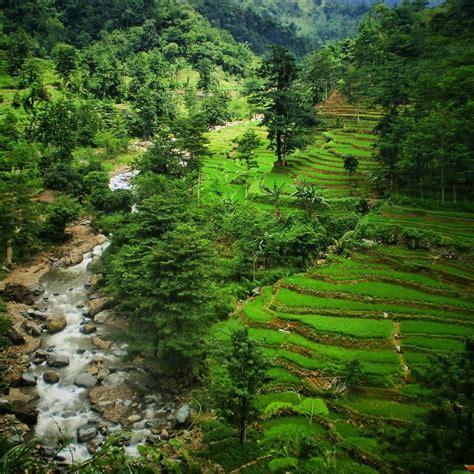 wallpaper panorama alam yang indah desa ini memiliki panorama alam yang indah berita
