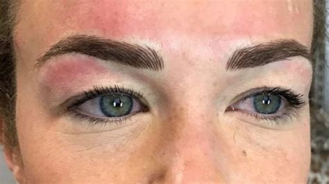 tattoo eyebrows that look like hair featured recent brow styles gallery permanent make up