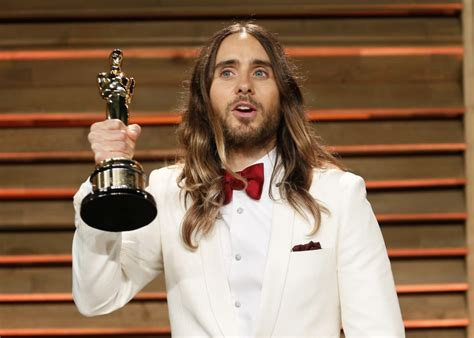 jared leto dallas buyers club oscar 2014 hilarious confession dallas buyers club