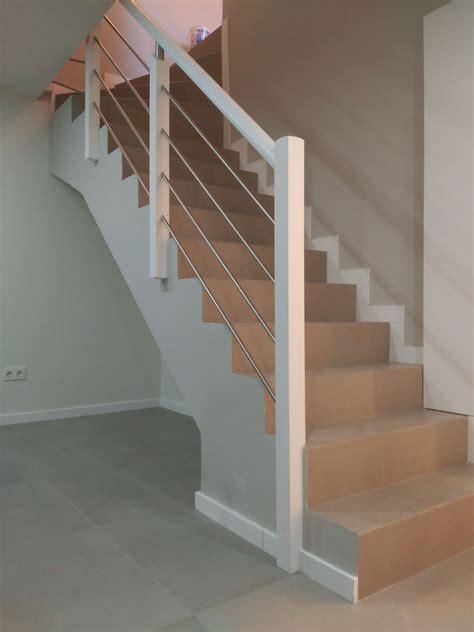 barandilla escalera interior barandilla para escalera de obra enesca es barandillas