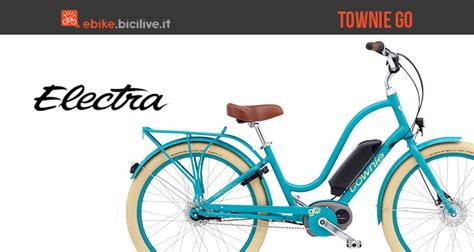 Electra Goes It Or It by Electra Townie Go La Bicielettrica Balloon Motorizzata Bosch