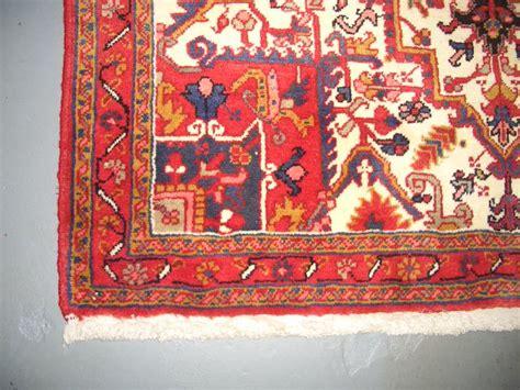 heriz 2455 rug cleaning repairing appraisals