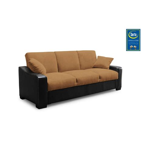lifestyle solutions serta tiana sleeper sofa for 749 00 in