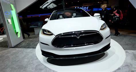 Tesla Model X Mpg 2016 Tesla Model X Electric Crossover 4x4