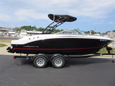 chaparral boats h2o 21 sport 2016 used chaparral 21 h2o sport bowrider boat for sale