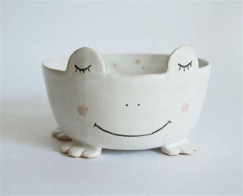 Handmade Ceramic Plates And Bowls - animal handmade ceramic bowls and plates fubiz media