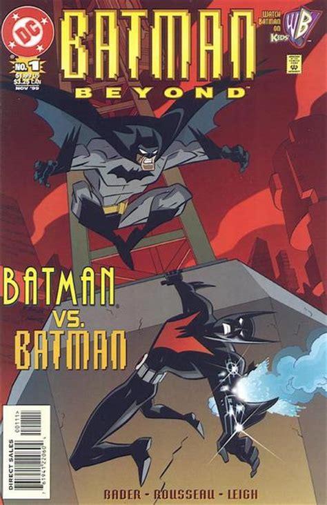 Batman Beyond Vol 2 Rebirth batman beyond vol 2 dc database fandom powered by wikia