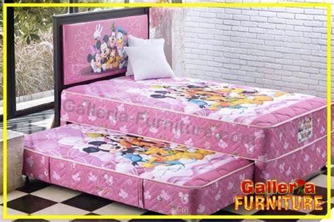 Kasur Bed Kecil tempat tidur bed elite harga murah bandung