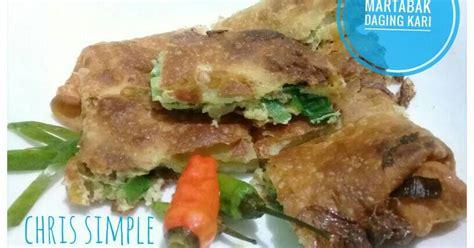 Telur Asin Rebus Pernak 20 Pcs 25 resep martabak daging kari enak dan sederhana cookpad