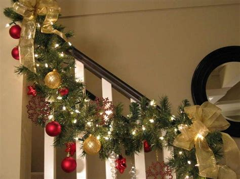 decoration how to make christmas garland homemade