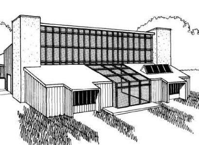 Passive Solar Home Design Books by Passive Solar Home Plans Western Section