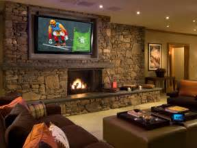 living room cinema basement home theaters and media rooms pictures tips