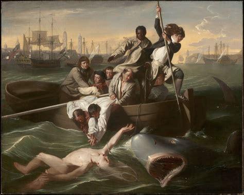 Js Salem Watson And The Shark Museum Of Arts Boston