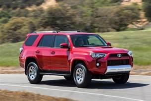Toyota 4runner Vs Highlander 2015 Toyota Highlander Vs 2015 Toyota 4runner What S The