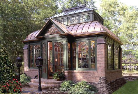 unique eco homes https www renoback com granite stone brick custom conservatory designed by tanglewood