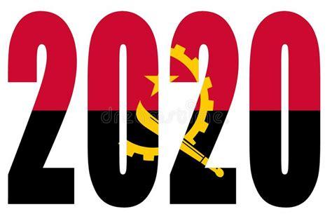 calendario da bandeira de angola  foto de stock imagem de calendario feriado