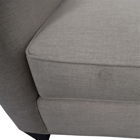 crate and barrel hennessy sofa 90 off crate barrel crate barrel hennessy sofa