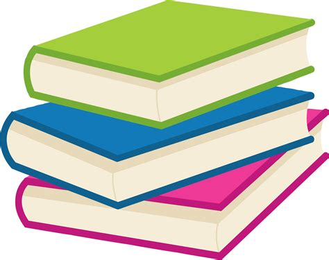 libro clipart clipart stack of books