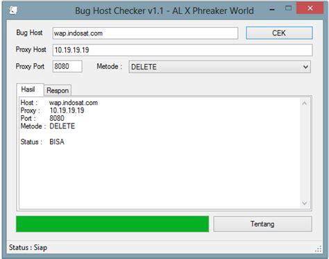 bug host telkomsel status 200 bug host cheker v1 1 trikalloperator