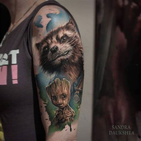 guardians of the galaxy tattoo 17 best ideas about galaxy tattoos on unique