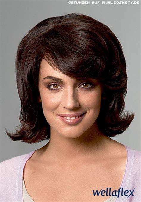 schulterlanger haarschnitt