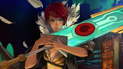 transistor kotaku transistor is the sexiest i played at pax east kotaku australia