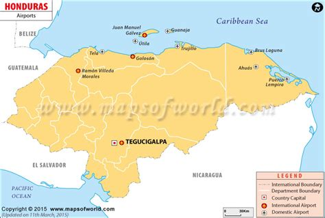 area code from us to honduras airports in honduras honduras airports map