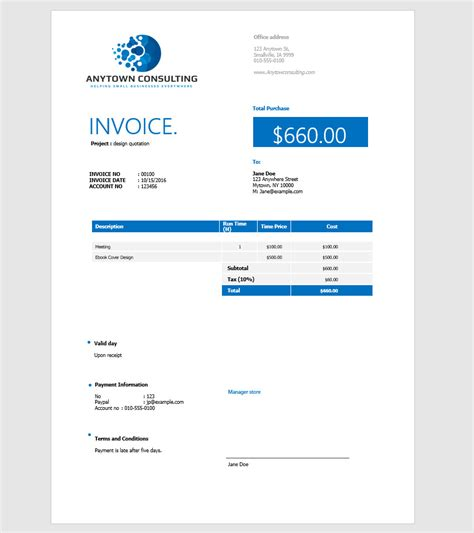 create an invoice template make an invoice invoice design inspiration
