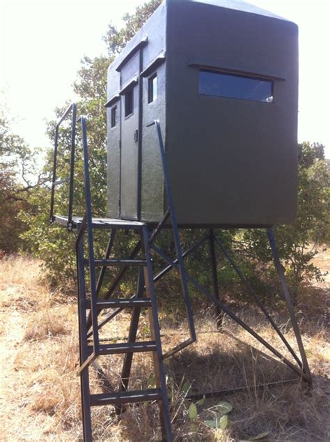 Tower Blinds For Sale tower blinds by deer stands