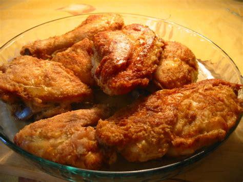 chef fried chicken chefs southern fried chicken and gravy recipe