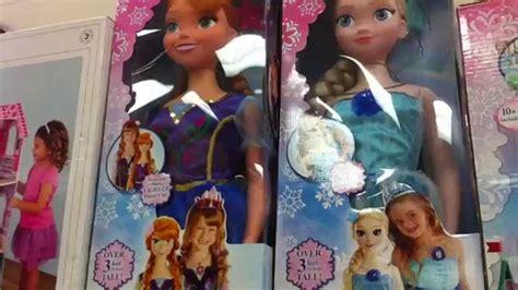 big dolls house frozen big dolls at target youtube
