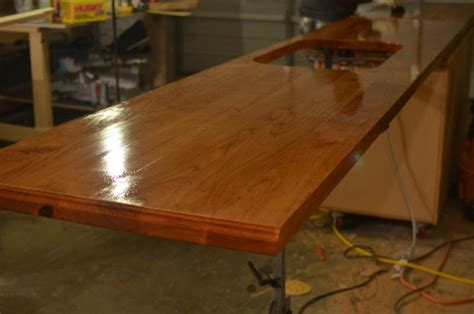 Craft Wood Countertops by Cherry Wood Countertop Photos Jenallyson The Project