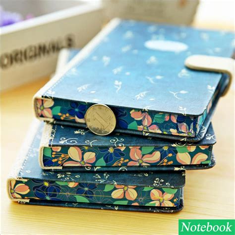 Magnetize Painting Ruled Notebook abstraction vintage 50k notebook hardfaced ultra thick floral notepad diary magnetic