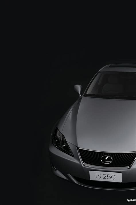 lexus is300 iphone wallpaper 640x960 lexus is 250 black iphone 4 wallpaper