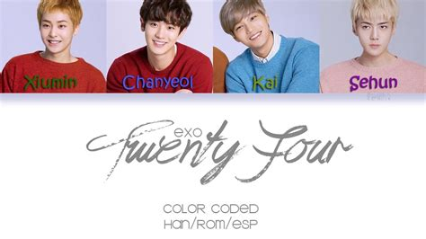 download mp3 exo twenty four exo twenty four sub espa 241 ol color coded han rom