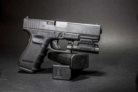 best laser light combo for glock 19 lasermax spartan light laser review handguns